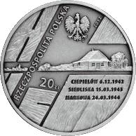 20 zł 2012 Polacy ratujący Żydów