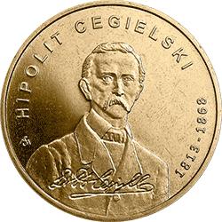 2 zł 2013 Hipolit Cegielski - monety