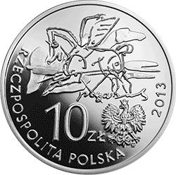 10 zł 2013 Cyprian Norwid