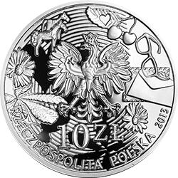 10 zł 2013 Agnieszka Osiecka