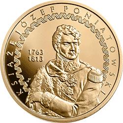 200 zł 2013 200. rocznica śmierci księcia Józefa Poniatowskiego