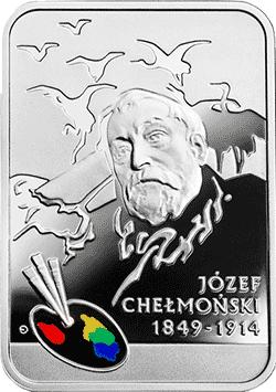 20 zł 2014 Józef Chełmoński - monety