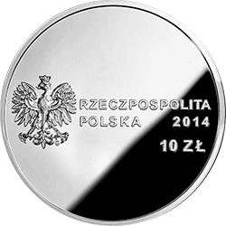 10 zł 2014 Jan Karski