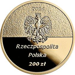 200 zł 2014 Jan Karski