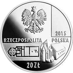 20 zł 2015 Ostrów Lednicki