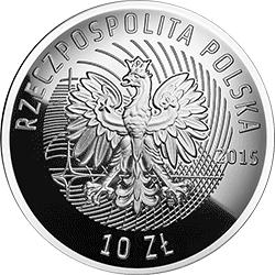 10 zł 2015 100-lecie Politechniki Warszawskiej