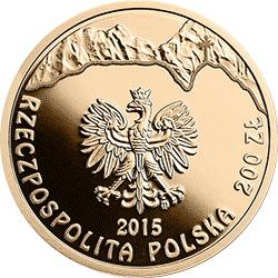 200 zł 2015 150. rocznica urodzin Kazimierza Przerwy-Tetmajera