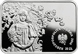 20 zł 2016 Olga Boznańska