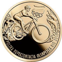 200 zł 2016 Polska Reprezentacja Olimpijska Rio de Janeiro 2016