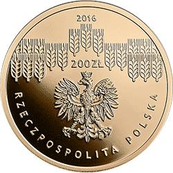 200 zł 2016 200-lecie Szkoły Głównej Gospodarstwa Wiejskiego w Warszawie