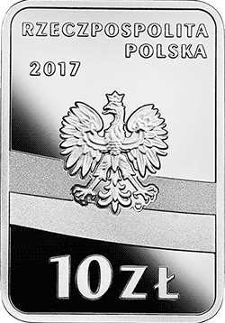 10 zł 2017 Stulecie odzyskania przez Polskę niepodległości - Roman Dmowski