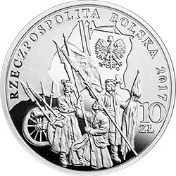10 zł 2017 200. rocznica śmierci Tadeusza Kościuszki