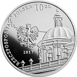 10 zł 2017 200-lecie istnienia Zakładu Narodowego im. Ossolińskich