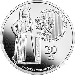 20 zł 2018 Polskie Termopile - Hodów