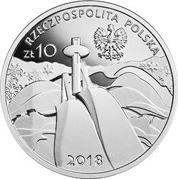 10 zł 2018 Polska Reprezentacja Olimpijska PyeongChang