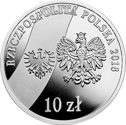 10 zł 2018 100. rocznica wybuchu Powstania Wielkopolskiego