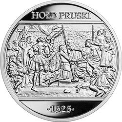 10 zł 2019 Hołd pruski Hołd ruski (zestaw) - monety