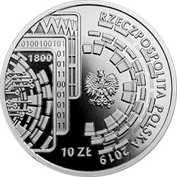 10 zł 2019 100-lecie powstania PKO Banku Polskiego