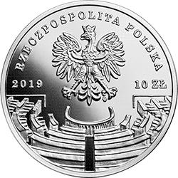 10 zł 2019 Wielcy polscy ekonomiści – Roman Rybarski