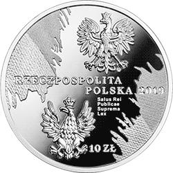 10 zł 2019 Sejm Ustawodawczy 1919-1922