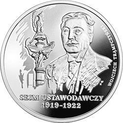 10 zł 2019 Sejm Ustawodawczy 1919-1922 - monety