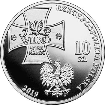 10 zł 2019 Wyprawa wileńska