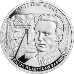 20 zł 2019 Polskie Termopile - Wizna - monety