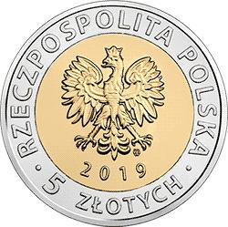 5 zł 2019 Odkryj Polskę – Kopiec Wyzwolenia