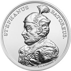 50 zł 2019 Skarby Stanisława Augusta - Stefan Batory