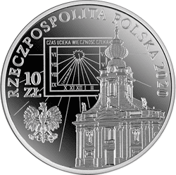 10 zł 2020 100. rocznica urodzin Świętego Jana Pawła II Ag999