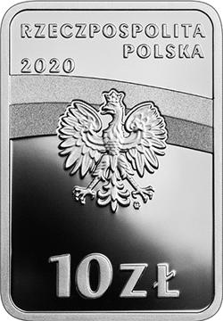 10 zł 2020 Wincenty Witos - Stulecie odzyskania przez Polskę niepodległości