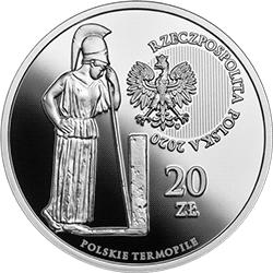 20 zł 2020 Polskie Termopile - Węgrów