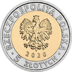 5 zł 2020 Odkryj Polskę – Kościół Mariacki