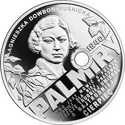 10 zł 2020 Katyń – Palmiry 1940 - monety