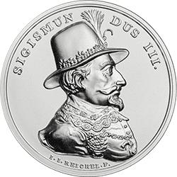 50 zł 2020 Skarby Stanisława Augusta - Zygmunt III Waza - monety