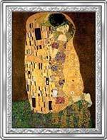 Kongo - 10 franc 2007 - (X) Arcydzieła Malarstwa Światowego