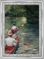 Kongo - 10 franc 2009 - (XIV) Arcydzieła Malarstwa Światowego