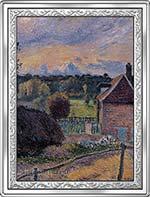 Kongo - 10 franc 2009 - (XVIII) Arcydzieła Malarstwa Światowego