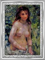 Kongo - 10 franc 2009 - (XIX) Arcydzieła Malarstwa Światowego