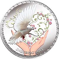 Tokelau - 2012, 5 dolarów - Trwała Miłość
