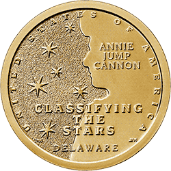 1 dolar 2019 - American Innovation - Delaware $1 Coin (P)