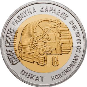8 Dukat 2010 - Częstochowa - Fabryka Zapałek