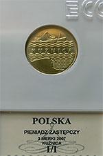 3 Merki 2007 - Kuźnica - I Emisja - Grading I/I